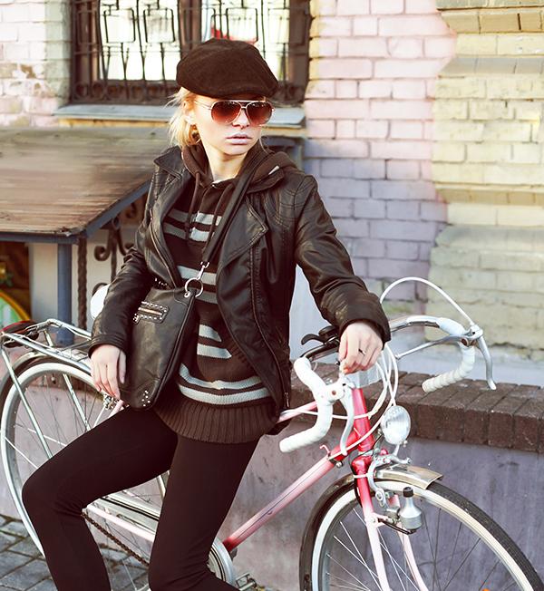 Jak się ubrać na rower w chłodniejsze dni